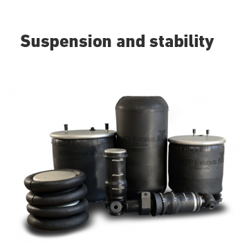 Suspension and stability